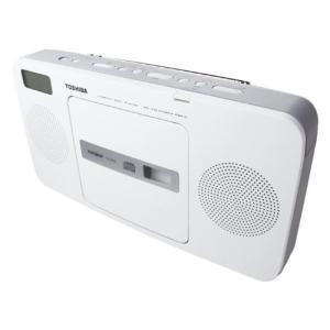 東芝 CDラジオ (グレー) TY-CR22(H)|fiinet