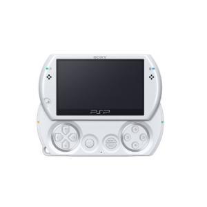 PSP go「プレイステーション・ポータブル go」 パール・ホワイト (PSP-N1000PW)【メーカー生産終了】|fiinet