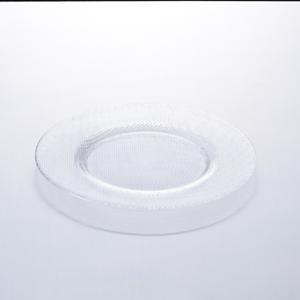 皿 プレート KOUSHI/320 CL 3枚セット ガラス食器 アデリア F-62605