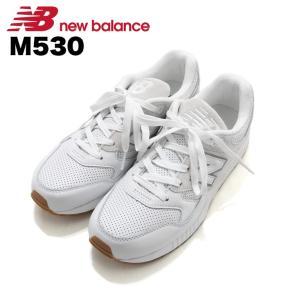 ニューバランス スニーカー シューズ NewBalance M530 ホワイト White  Sne...