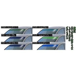 CR-V フロントトップシェード グラデーションタイプ カット済みカーフィルム|film