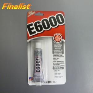 E6000 0.5oz(チップ無し)アクセサリーボンド スワロフスキー用接着剤  ネコポス、クリックポストで発送。|finarit
