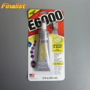 E6000 JEWELRY&BEAD 1oz (チップ付き )アクセサリー用 接着剤 ボンド|finarit