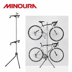MINOURA ミノウラ グラビティスタンド2 壁立てかけ式自転車展示台 GRAVITY STAND