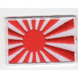 種類豊富な国旗のワッペンです。税込200円均一でお手頃価格!