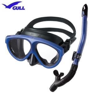 2020 GULL ガル 軽器材2点セット ダイビング マンティス5 マスク カナールドライ &レイ...