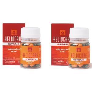 送料無料 [2個セット] HELIOCARE ULTRA-D ヘリオケア ウルトラD 30錠