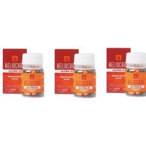 送料無料 [3個セット] HELIOCARE ULTRA-D ヘリオケア ウルトラD 30錠