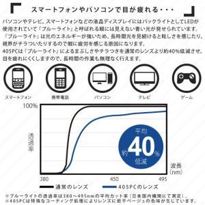 パソコン用メガネ UFシリーズ ブルーライト PC めがね 眼鏡|findit|03