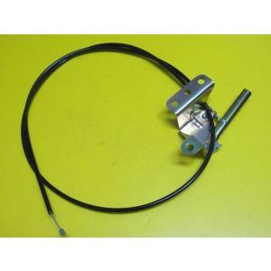 ダットサントラック 620用ボンネットワイヤー ボンネットオープナー|fine-auto