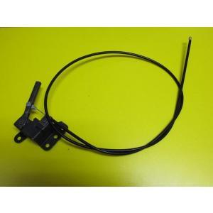 サニー B110 KB110用ボンネットワイヤー ボンネットオープナー|fine-auto