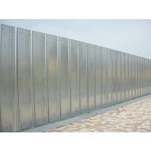 安全鋼板亜鉛メッキ H2.0   1.2t×540W×2000L      機能的な断面形状。しかも...