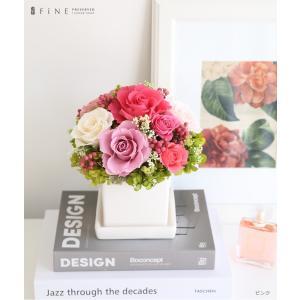 プリザーブドフラワーギフト/プリンセス 送料無料/15時までのご注文であすつく|fine-flower|02