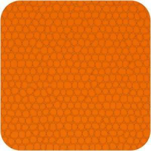 皮用アクリル絵具 ノーマルカラー レザースタジオペイント オレンジ 107-1418|fine-home