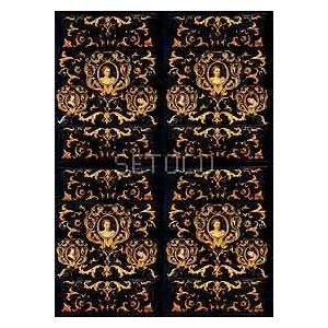 ラッピングペーパー Gold Scrolls605-0115 fine-home