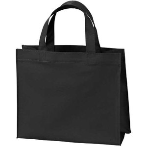 布製品 PカジュアルバックSブラック623-0011|fine-home