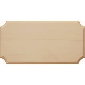 無塗装白木素材 cw-1303 タイル風額10角×9枚 fine-home