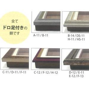 シャドーボックス用・額 12×13用 e-12 fine-home 03