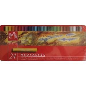 カランダッシュ・ネオパステル 24色セットho-7400-324|fine-home