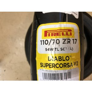 ピレリ 前後ディアブロスーパーコルサA 110/70ZR17 140/70ZR17 CBR250YZF-R25|fine-vehicles|02