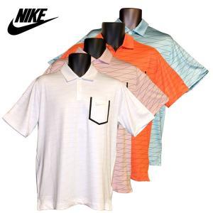 ゴルフウェア メンズ / NIKE ナイキ イノベーションエンジニアポケット 半袖ポロシャツ 587252 全4色 (ゴルフウェア、トレーニングウェア)(M,L,XLサイズ)|fine23
