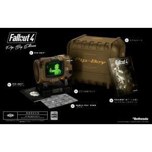12/17発売【限定版】Fallout 4 Pip-Boyエディション ベセスダ・ソフトワークス★PS4 4562226430925 PLJM-84044 フォールアウト|finebookpremiere