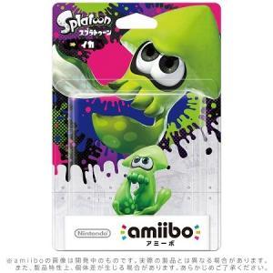 【日本版】amiibo イカ(スプラトゥーンシリーズ) 任天堂★アミーボ Nintendo 3DS Nintendo Wii U 4902370528886|finebookpremiere