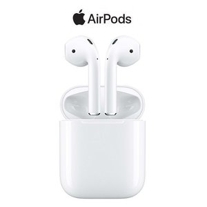 【新品/正規品】Apple AirPods(エアポッズ)MMEF2J/A【アップル純正ワイヤレスイヤホン】
