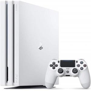 【キャッシュレス5%還元】PlayStation 4 Pro グレイシャー・ホワイト 1TB (CU...