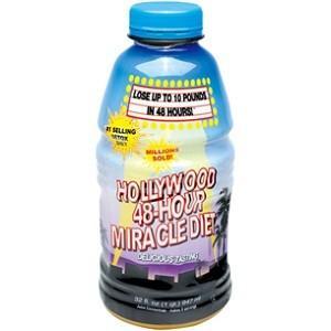 「グラフィコ」 ハリウッド 48時間 ミラクルダイエット フルーツミックスオレンジ味 947mL 「健康食品」 finespharma