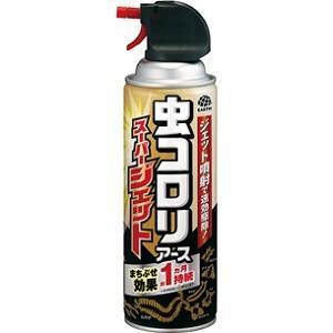 独自処方とジェット噴射で 害虫を速効駆除し、すぐれた致死効果を発揮します。  害虫の出そうな場所にあ...