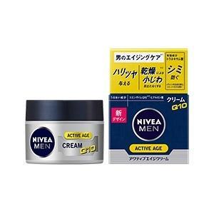 「花王」 ニベアメン アクティブエイジクリーム 50g (医薬部外品) 「化粧品」