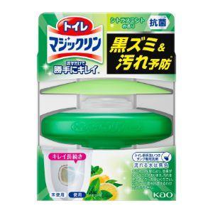 「花王」 トイレマジックリン 流すだけで勝手にキレイ シトラスミントの香り 本体 80g 「日用品」