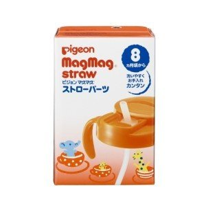 「ピジョン」 ピジョン マグマグ ストローパーツ 1セット 「日用品」