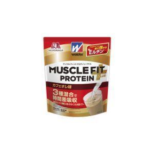 魅力的な筋肉のために  ホエイ+カゼイン+大豆+EMR(酵素処理ルチン)の マッスルフィット最高品質...