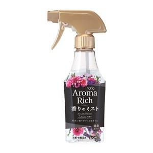 なかなか洗えない衣類・布製品に柔軟剤「アロマリッチ」と 同じ香りが楽しめる衣類・布製品用香りづけミス...