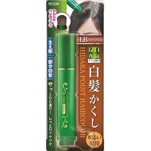 「東京企画」 日高昆布 部分白髪かくし ライトブラウン 20g 「日用品」