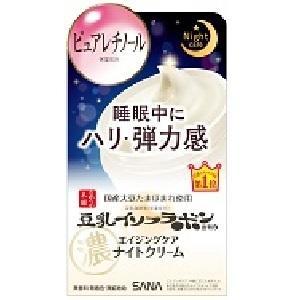 「常盤薬品工業」 サナ なめらか本舗 リンクルナイトクリーム 50g 「化粧品」
