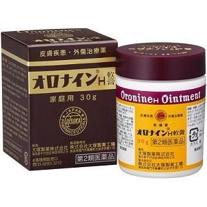 「大塚製薬」 オロナインH軟膏 瓶入 30g 「第2類医薬品」