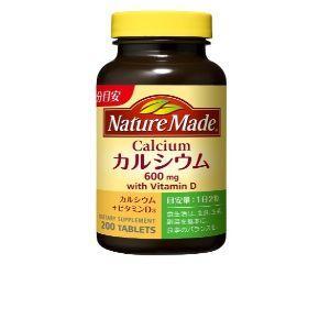 「大塚製薬」 ネイチャーメイド カルシウム300mg 200粒 「健康食品」