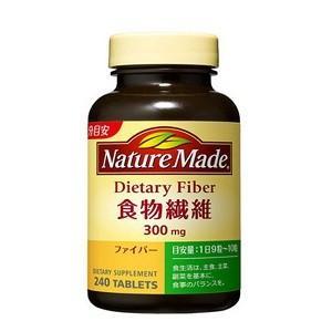 「大塚製薬」 ネイチャーメイド ファイバー (食物繊維) 240粒 「健康食品」