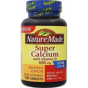 「大塚製薬」 ネイチャーメイド スーパーカルシウム 120粒 「健康食品」