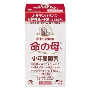「小林製薬」 命の母A 420錠(35日分)「第2類医薬品」