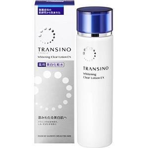 「第一三共ヘルスケア」 トランシーノ 薬用ホワイトニングクリアローションEX 150mL (医薬部外...