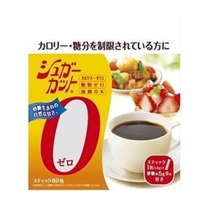 「浅田飴」 シュガーカットゼロ 顆粒 1.8g×80包 「健康食品」