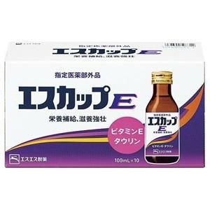 エスカップEは、血行を促進し、からだの調子を整える ビタミンEを100mg配合したドリンク剤で、 女...