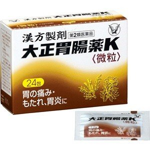 「大正製薬」 大正胃腸薬K 微粒 24包 「第2類医薬品」|薬のファインズファルマ