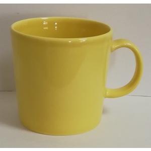 ARABIA社のTEEMA(イエロー)のマグカップ  フォルムデザインはKaj Franckです。 ...