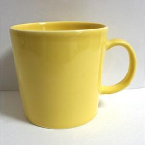 Iittala 廃盤 希少なカラー  イエローのマグカップです。  人気デザイナーであるカイ・フラン...