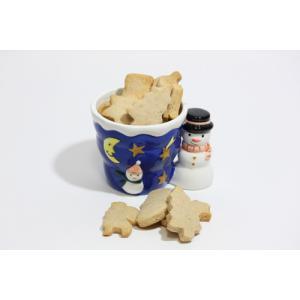クリスマス限定!犬用クッキー(スノーマンB)|finocchio